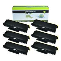 6PK TN580 Toner Cartridge For Brother HL-5240 HL-5250 MFC-8460N 8660DN DCP-8060