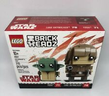 LEGO BrickHeadz Luke Skywalker and Yoda (41627) Star Wars