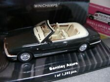 1/43 Minichamps Bentley Azure 1996 schwarz