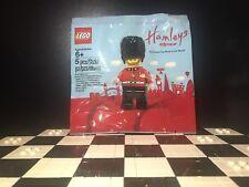 Lego Exclusive Hamleys London Royal Guard Minifigure 5005233 Sealed