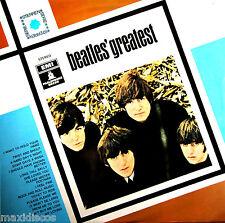 """LP - The Beatles - Beatles' Greatest (ORIG. HOLLAND 1975 """"OMHS 3001"""" NEAR MINT"""