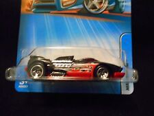 HW HOT WHEELS 2005 #149 MAELSTROM HOTWHEELS RED/BLACK VHTF RARE TRACK READY
