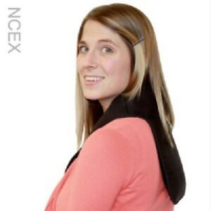 Cold and hot deluxe neck and upper spine wrap