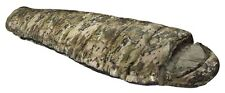 MULTICAMO SLEEPING BAG JUNIOR KIDS HIGHLANDER CADET 350 BRITISH ARMY 3 SEASON -5