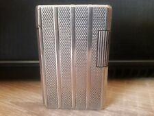 RARE ANCIEN BRIQUET  Dupont Essence ancien poincon Dupont Petrol Lighter