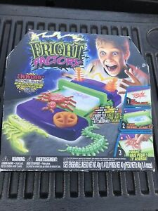 Tech 4 Kids Fright Factory Creature Creator Toy New