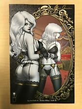 Lady Death Scorched Earth #1 Boudoir Variant Cover by Anthony Spay Signed Pulido