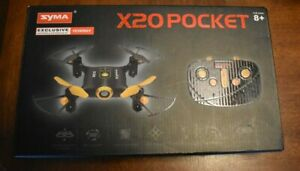 Tenergy Syma X20 Pocket Drone