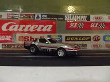 TYCO CHROME CHEVY CORVETTE WITH 440-X2 CHASSIS