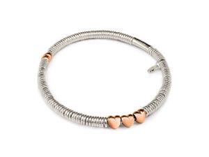 Links of London Sweetie Bracelet Rose Gold Sterling Silver 5010.2868