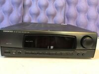 Onkyo Am/Fm Tuner Amplifier Model R-30