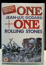 One  One, Rolling Stones, Sympathy For The Devil [DVD] Jean-Luc Goddard, NEW