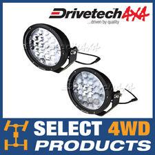 "DRIVETECH 4X4 9"" LED DRIVING LIGHT. SUPERIOR OFF ROAD LIGHTS- SPOT & COMBO BEAM"
