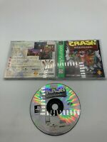 Sony PlayStation 1 PS1 CIB Complete Tested Crash Bandicoot 1996 GH