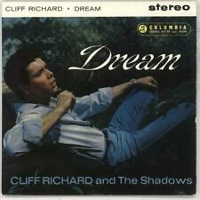 "Cliff Richard Dream EP UK 7"" vinyl single record ESG7867 COLUMBIA 1961"
