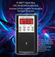 Spirit Box ® P-SB7T - NEW for 2021 - ITC direct radio device Ghost Adventures #1