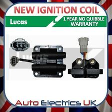 IGNITION COIL PACK NEW LUCAS OE QUALITY - FITS SUBARU