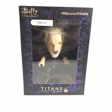 "New Buffy The Vampire Slayer Titans Vinyl Spike Figure 4.5"" Brand New"