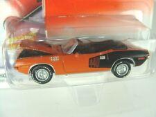 Johnny Lightning 1971 Hemi Cuda 440 Hot Rodding