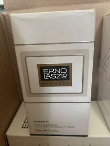 ERNO LASZLO Regular Normalizer Shake It SHADE  BEIGE 6.8oz 200 Ml NEW & BOXED