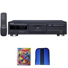 Teac CD Recorder w/ Remote-Essentials Bundle