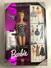 35th Anniversary Barbie Doll 1959 Special Edition Reproduction *New* Nrfb