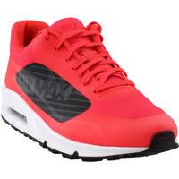 Men's Nike Air Max 90 NS GPX AJ7182 600 size 10-11.5 Big Logo Bright Crimson