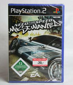 Pc Videospiele Für Sony For Speed Most Wanted Need Günstig Kaufen Ebay