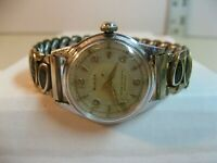 VINTAGE WESTCLOX ONE JEWEL WIND-UP WATCH/SWISS MADE/GOOD COND/KEEPS TIME/MORE.