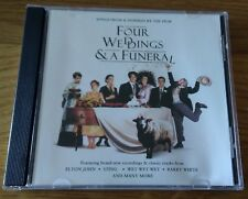Soundtrack - Four Weddings and a Funeral [Vertigo] (Original , 2002)