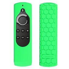 Anti Slip Shock Proof Case Cover for Amazon Fire TV Stick Voice Remote All Gen
