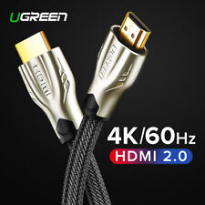Ugreen HDMI Cable HDMI to HDMI 2.0 Cable 4K 3D for Nintend Switch PS4 0.5M-5M