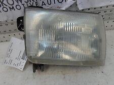 Right Headlamp 99 Nissan Frontier Passenger Side Head Light Lamp