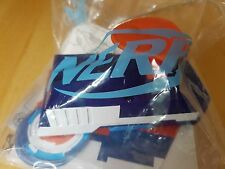McDONALDS HAPPY MEAL TOY ~ PULL BACK DISC SHOOTER from NERF COLLECTION ~ 2017