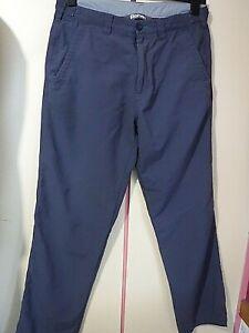 "Mens ROHAN Stronghold Travel / Trekking Trousers ..  34"" waist"