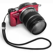 Matin 25cm WOOL Wrist Camera Strap (Black) for Canon Nikon Sony Olympus