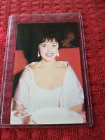 Vintage 1980s Shirley Temple As an Adult photo postcard