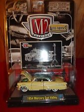 M2 Auto-Thentics 1954 Mercury Sun Valley 4-08 Premium Detailed Diecast 1/64
