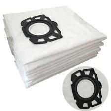 6x Filter Filterbeutel Taschen Für Karcher MV4 MV5 MV6 WD4 WD5 WD6 Staubsauger
