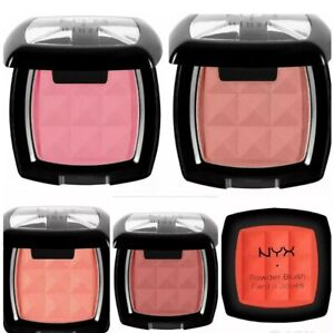 NYX Cosmetics Powder Blush Pick a Shade New Factory Sealed O