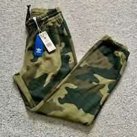 adidas Originals Camouflage Mens Track Jogger Pants Size Medium(32-34.5) - $60