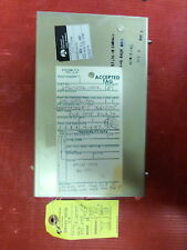 COLLINS HF8023 RF AMPLIFIER MODULE P/N: 646-6406-002  WITH FACTORY   TAGS