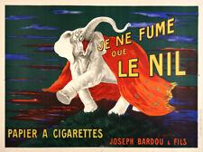 Original Leonetto Cappiello Poster c1915 for Le Nil - Elephant