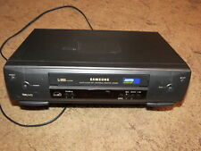Samsung Vr5609 Video Cassette Recorder (No Remote)