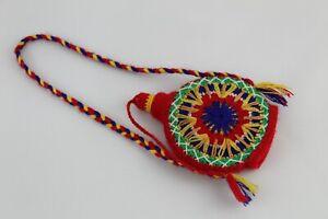 Craft Canteen Decorative Crochet Or Art Nouveau Graceful Fairly Like Hand Native