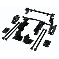Ridetech Bolt-On 4 Link System for 1973-1987 Chevy C10,C-Notch,R-Joint,Pickup