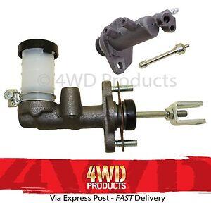 Clutch Master & Slave Cylinder SET - Holden Jackaroo UBS26 3.5-V6 (98-04)