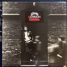John Lennon 'Rock 'N' Roll' (NM/NM) LP 1981 UK Import Apple Records PCS 7169