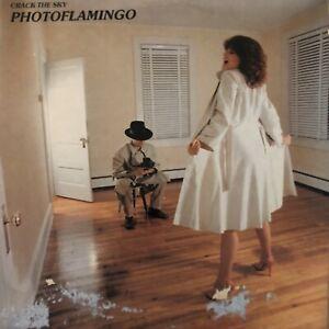 ROCK Crack The Sky - Photoflamingo LP (1981)  VG+