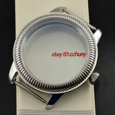 Parnis 44mm winding Watch case fit eta 6497 6498,st36 movement mens watch p647